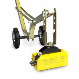 MagTec Magnetic Manhole Cover Lifting Set