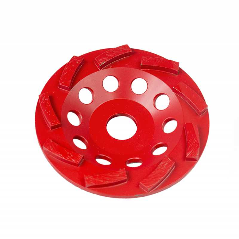 125 mm Turbo Grinding Disk