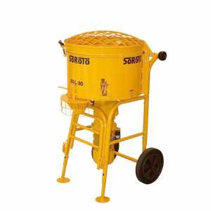 S80L 80 litre single phase Forced Action Pan Mixer