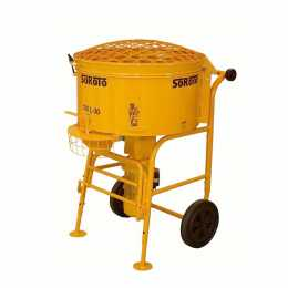 S120L 120 litre single phase Forced Action Pan Mixer