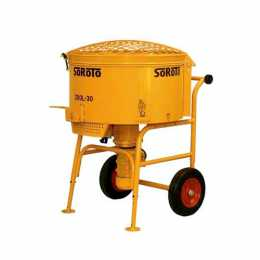 S200L 200 litre Forced Action Pan Mixer - single or three phase