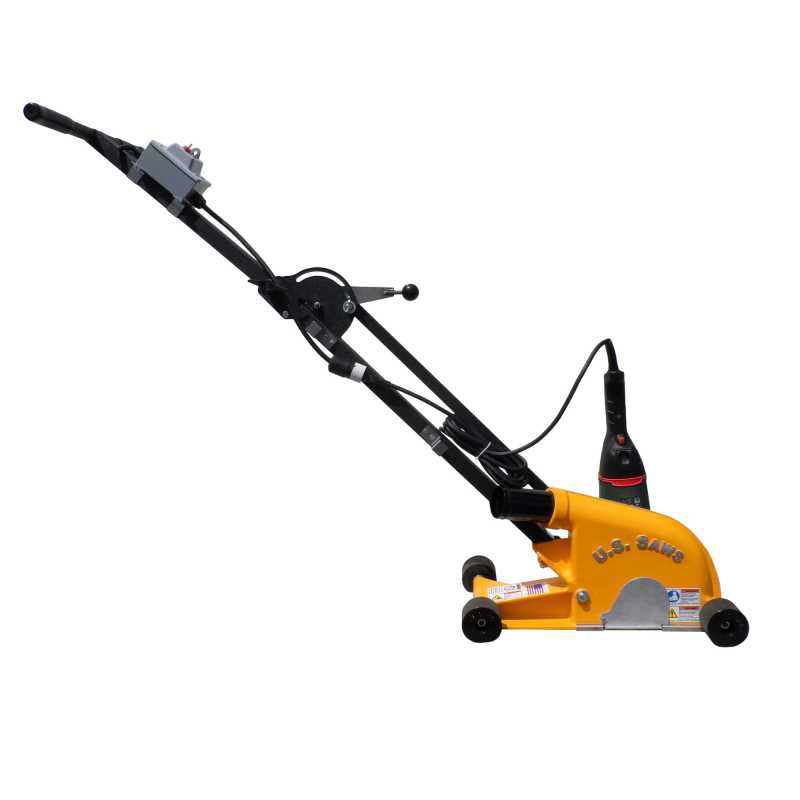 Dust Buggy Floor Saw