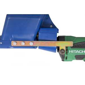 Quikpoint PLUS with Hitachi drill mounting detail