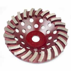 180mm Turbo Grinding Disk